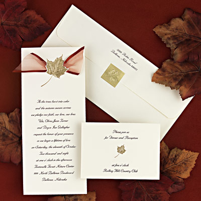 wedding invitation wording Hidden Alcove